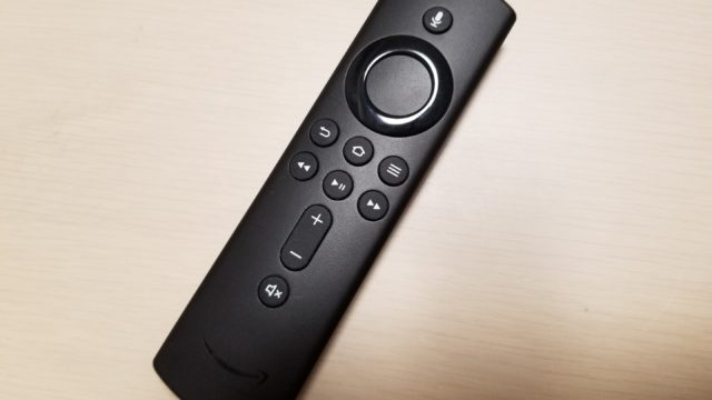 ファイヤーTVスティック