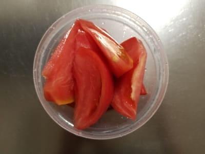 離乳食トマトペーストレシピ